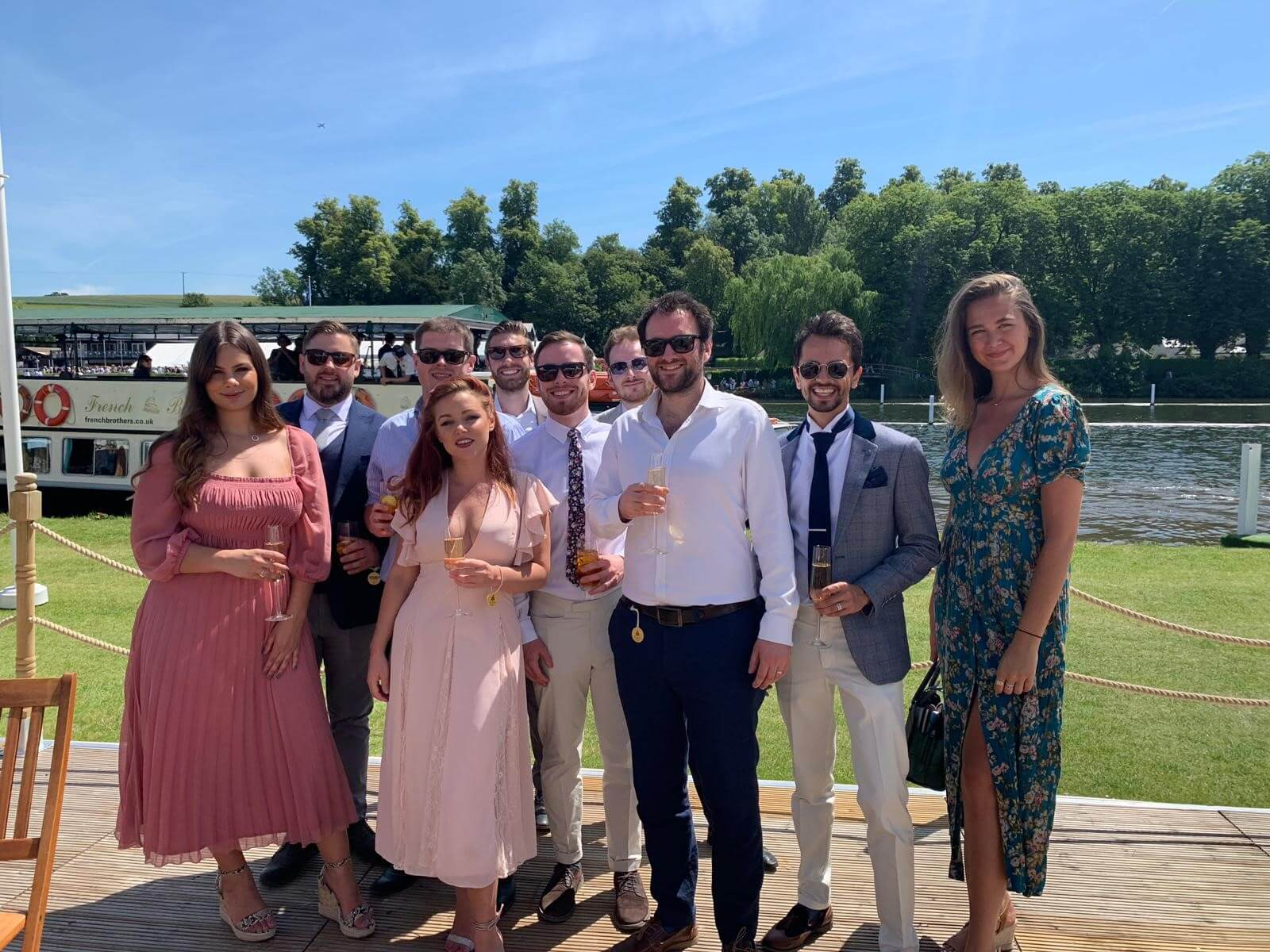 Henley-on-Thames Incentive Trip